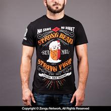 Scramble Strong Beard V2 Shirt